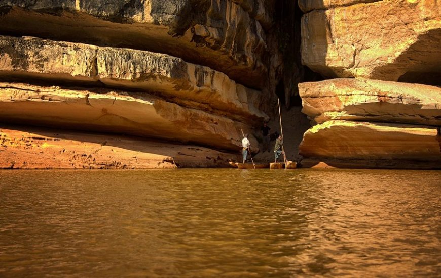 Les rivières de Madagascar