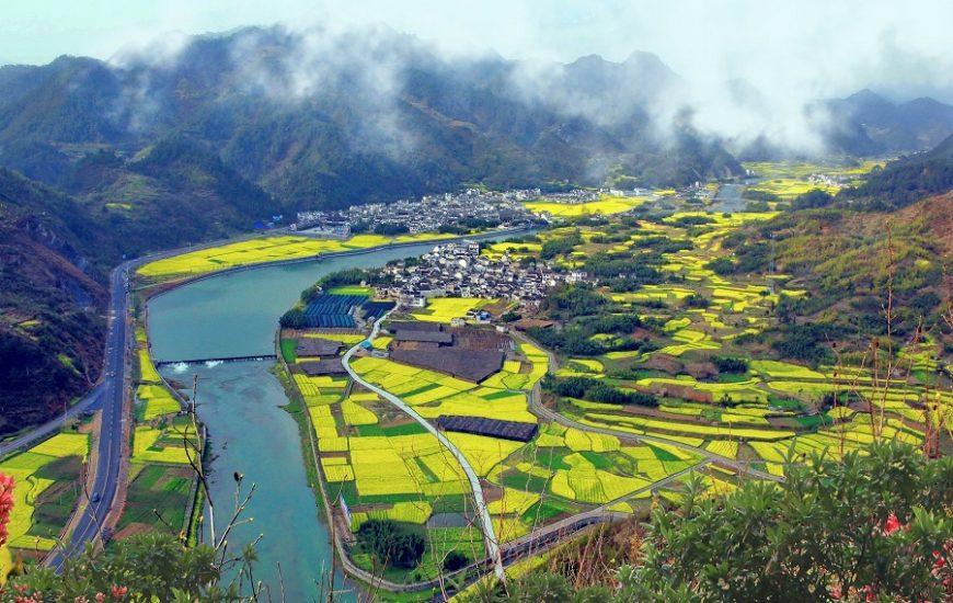 Comment réussir un séjour à Anhui (en Chine)